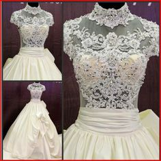 YZ New Arrival Gorgeous Luxurious Swarovski Crystals Bridal Wedding Dress VSXVC