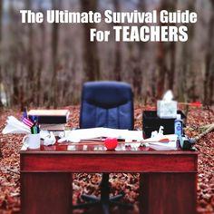 Love, Teach: The Top Ten Things I Wish I'd Known as a First-Year Teacher