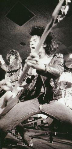 Dee Dee Ramone. #Ramones