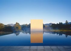 Stone Sky by James Turrell. Reminds me of that other master of light, Luis Barragan.