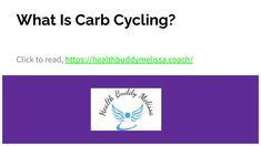What is carb cycling? – Health Buddy Melissa What Is Carb Cycling, Carb Day, Types Of Diets, Workout Days, Lose Weight, Weight Loss, Nursing Jobs, Training Day, Diet And Nutrition