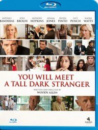 You Will Meet a Tall Dark Stranger (Blu-ray) 4,95€