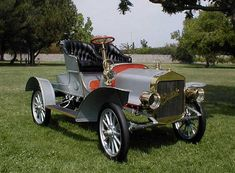 1907 Buick Model G Roadster