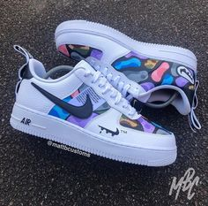 689a127d5138 238 Best Custom Sneakers images in 2019