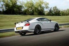 #Bentley #Continental GT3-R – El más deportivo de la familia. #autos #lujo #coches