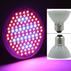 106 LEDs Licht Groeien E27 AC85-265V Full Spectrum Indoor Plant Lamp Voor Planten Vegs Hydrocultuur Systeem Plant Licht