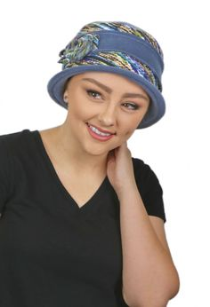 2b9941a3681 Abby Fleece Cloche Hat. Winter HatsFall WinterCotton BeanieWomen ...