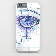 Buy Introspection Process - Right Eye by John Henderson as a high quality iPhone & iPod Case. Worldwide shipping available at Society6.com. Just one of…