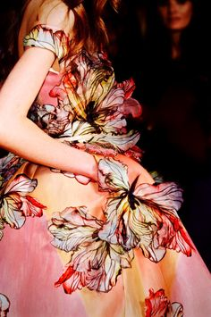 """chiffonandribbons: """"Elie Saab Couture S/S 2015 """""""