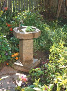 Hypertufa Garden Art | two more elaborate projects demonstrate the versatility of hypertufa ...
