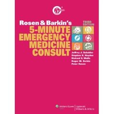 5 minute emergency medicine consult pdf