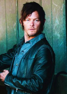 Daryl Dixon. I want him on my team.