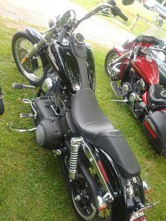 My Harley Dyna Street Bob 2006