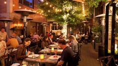 LA may not do brunch like NYC but we still do a pretty good job...Wilshire Santa Monica (Brunch)