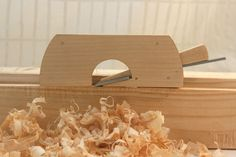 Low angle shoulder plane of wood DIY - by mafe @ LumberJocks.com ~ woodworking community