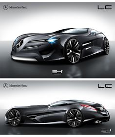 Mercedes-Benz LC by emrEHusmen on DeviantArt