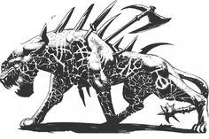 D&D Blade Beast