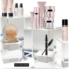 Women have made these products best-sellers because they deliver beautiful results!   www.marykay.com/mgamble