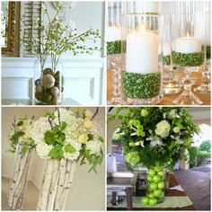 beautiful vase filler ideas