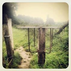 Zuid-Limburg, omgeving Vaals Draaipoortje in Limburgs         STEGELKE