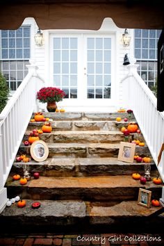 Fall Wedding Decor By Country Girl Collections. Photographed By Sassy Mouth Photography