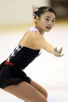 白岩優奈 中2 FSナイトワルツ 悲しみのクラウン 全日本ジュニア・第2日(男女FS) フォトギャラリー フィギュアスケート スポーツナビ