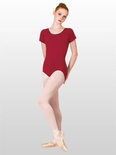 Biggest dancewear mega store offering brand dance and ballet shoes, dance clothing, recital costumes, dance tights. Shop all pointe shoe brands and dance wear at the lowest price. Red Leotard, Ballet Leotards, Ruby 2, Dance Tights, Costume, Dance Class, Dance Outfits, Dance Wear, Gymnastics