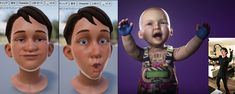 3D1 Motion Capture, Iphone, Luigi, Fictional Characters, Face Expressions, Artists, News, Fantasy Characters