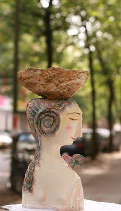 By ceramic artist Elya Yalonetski handmade ceramics
