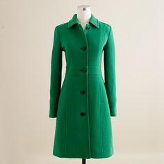 j.crew wool coat... yes, please!