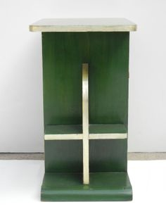 """Paul Frankl """"Skyscraper"""" Occasional Table 