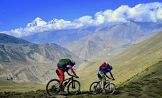 Help Grow Women's Mountain Biking in Nepal by Taking the Trip of a Lifetime www.singletracks....