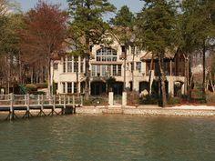 Custom Luxury Lakefront Homes ...XoXo