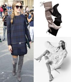 These boots. The Highland Boot by Stuart Weitzman