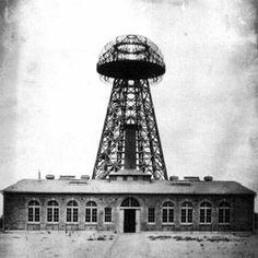 Nikola Tesla's Wardenclyffe Tower