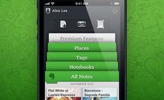 Evernote for iOS also getting a redesignsoon...  the note-taking software maker has announced that it is currently in the process of redesigning its iOS app. Evernote 5 for iPhone, iPad and iPod touch is taking some visual cues from its desktop counterpart, with its designers focusing on improving its overall speed and reducing the number of taps required to perform common tasks. Click through for video... http://www.tuaw.com/2012/11/02/evernote-for-ios-also-getting-a-redesign-soon/#