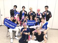 Seventeen Japan Tour in Kobe 2nd Day