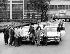 "prova275: ""Talking Cadillacs… at the factory with new 1959s """