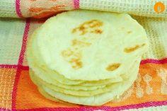 Tortillas de maíz fáciles