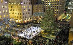 Qué pasará con el árbol de Navidad del Rockefeller Center después de las fiestas?