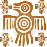 Illustration about An Aztec Bird Design In Gold. Illustration of aztec, serpent, archeology - 3166491 Quetzal Tattoo, Mayan Tattoos, Inca Tattoo, Aztec Symbols, Native Symbols, Sun Worship, Aztec Art, Aztec Gold, Symbols And Meanings