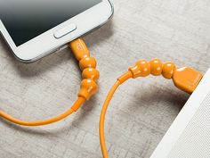 Durable USB Cords by Snakable