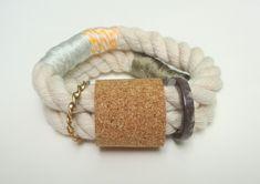 Cork Rope Bracelet