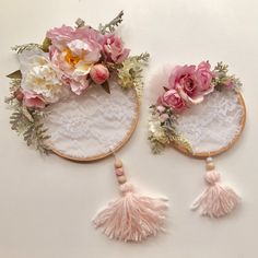 Excited to share this item from my shop: White lace embroidery hoop wreath/Nursery wall art/Wedding decor/Boho style/Peony hoop wreath/Summer floral wreath/ Embroidery Hoop Crafts, Lace Embroidery, Silk Peonies, Creation Deco, Boho Stil, Summer Wreath, Winter Wreaths, Spring Wreaths, Holiday Wreaths