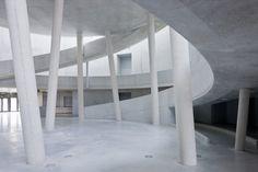 Alesia Museum / Bernard Tschumi Architects