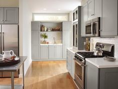 Kemper's new finsih color, Juniper Berry, inspires creativity within the home.