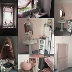 une chambre toute douce pour mon dernier bb avec le rose que j - Chambre Couleur Vieux Rose