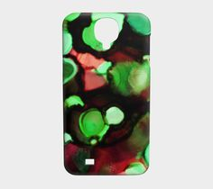 Contemplation, Watermelon - Phone Case, Galaxy S4