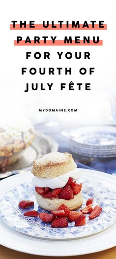 The perfect Fourth of July recipes