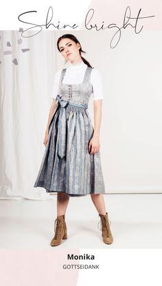 Hanni-Fashion Alpin Trachten Dirndlbluse Tanja Rosa